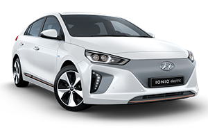 logo de IONIQ Electric 2020