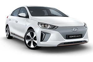 logo de IONIQ Electric 2020