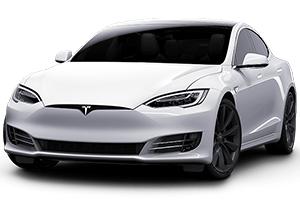 logo de Model S