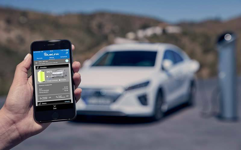nuevo_Hyundai_IONIQ_Electric_Blue_Link_app