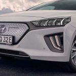 Nuevo Hyundai Ioniq, detalle de la parrila