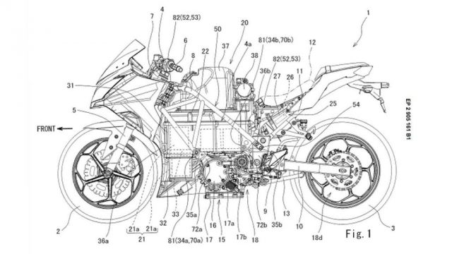 patente-motocicleta-electrica-kawasaki-ninja