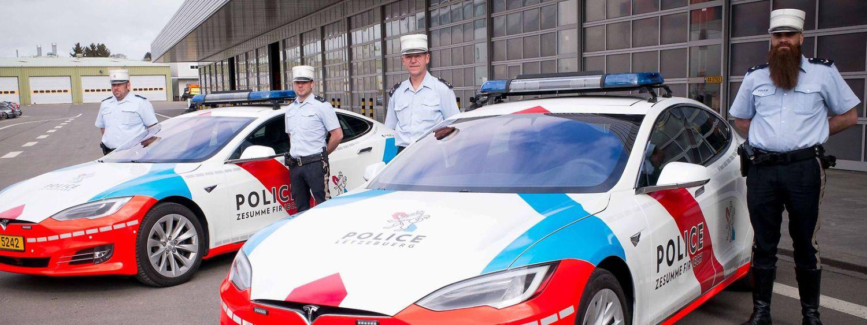 tesla-police-luxembourg