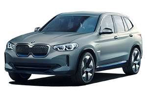 BMW iX3 74 kWh