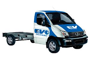 Maxus EV80 Chasis eléctrica