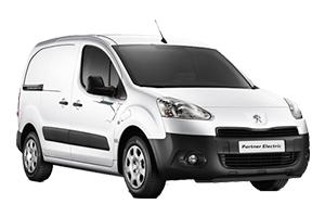 Peugeot Partner 22,5 kWh
