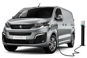 Peugeot e-EXPERT 50 kWh L1