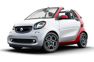 Smart EQ ForTwo  Cabrio 17,6 kWh