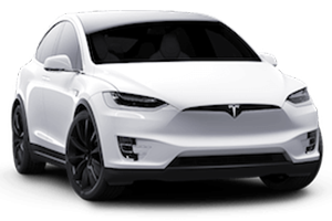 Tesla Model X Standard 6 Plazas
